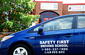 Safety First Driving School in New Jersey